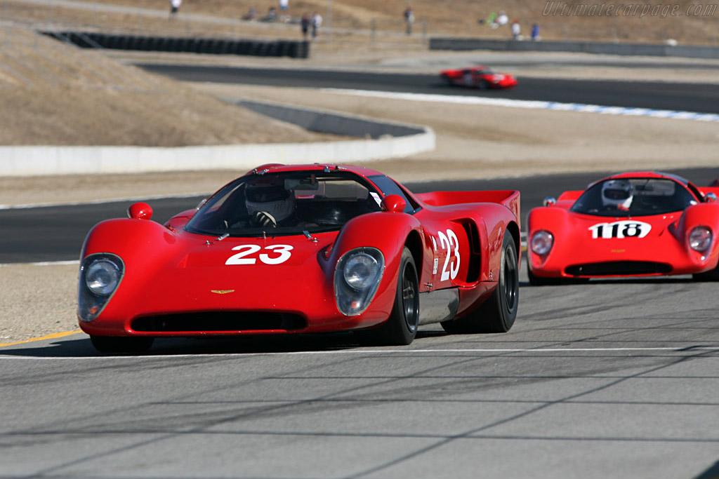 Chevron B16    - 2006 Monterey Historic Automobile Races