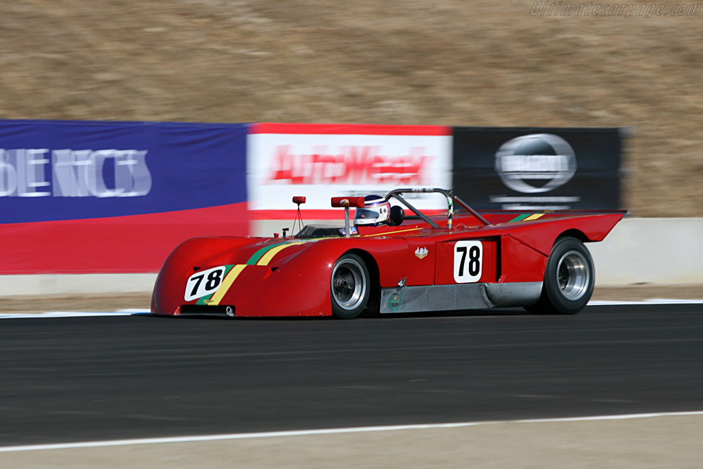 Chevron B16 Spider - Chassis: SP1   - 2006 Monterey Historic Automobile Races