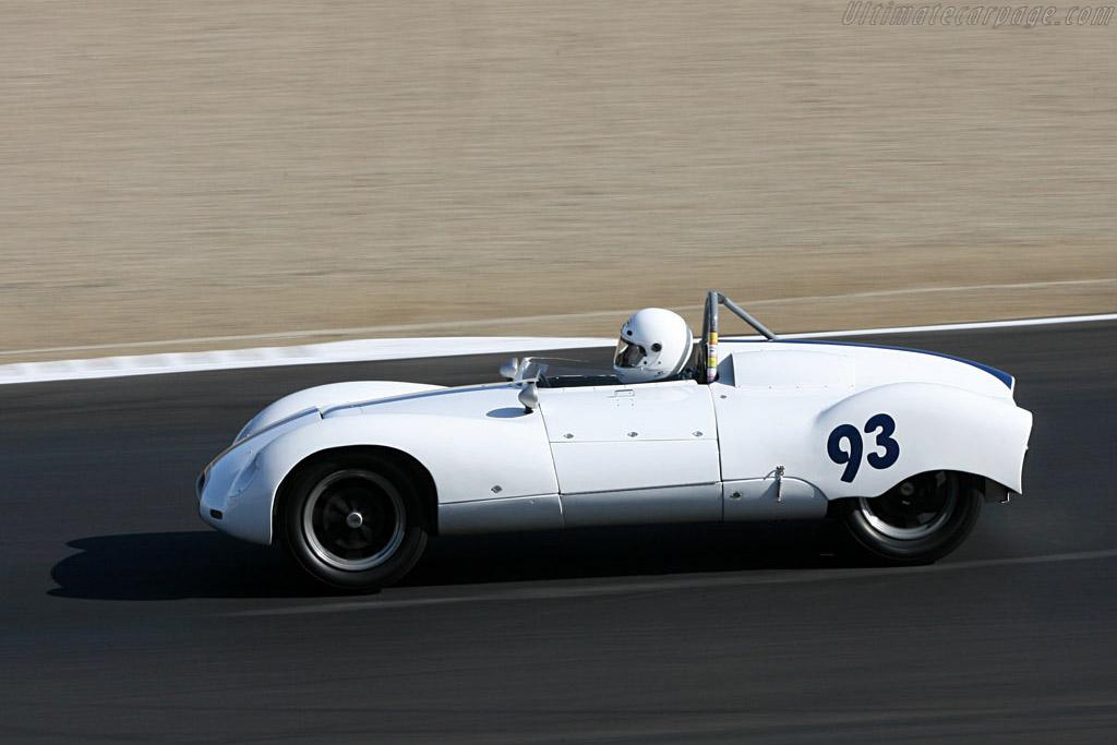 Cooper Bobtail    - 2006 Monterey Historic Automobile Races