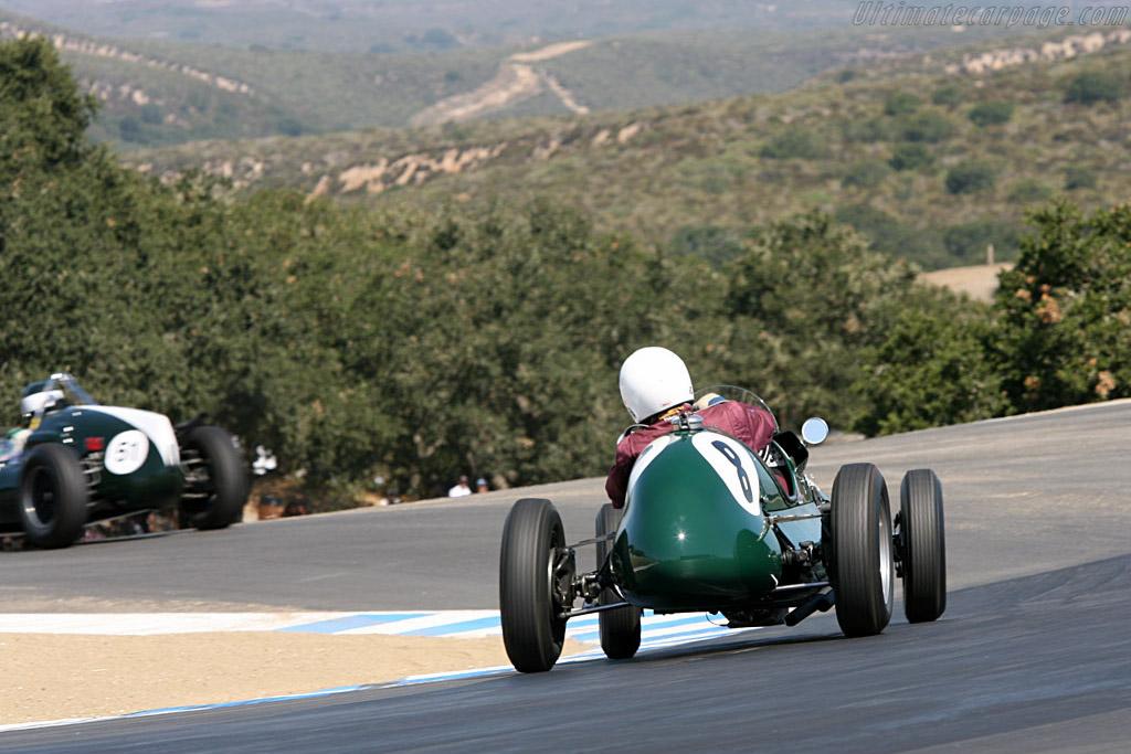 Cooper Bristol    - 2006 Monterey Historic Automobile Races