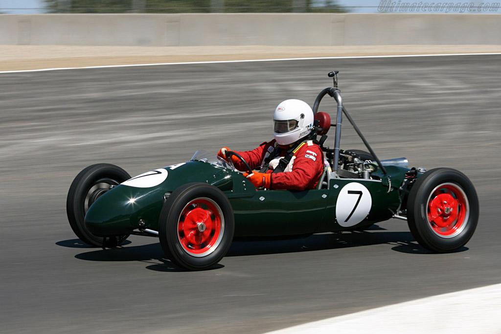 Cooper Mk 10 F3    - 2006 Monterey Historic Automobile Races