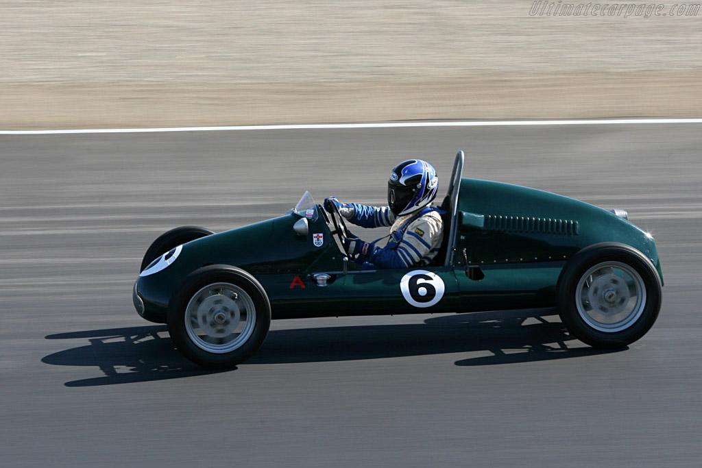 Cooper Mk 5 F3    - 2006 Monterey Historic Automobile Races