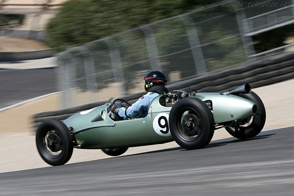 Cooper Mk 9 F3    - 2006 Monterey Historic Automobile Races