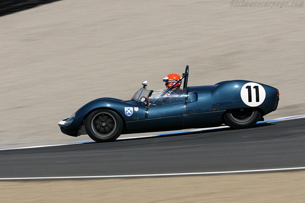 Cooper Monaco    - 2006 Monterey Historic Automobile Races