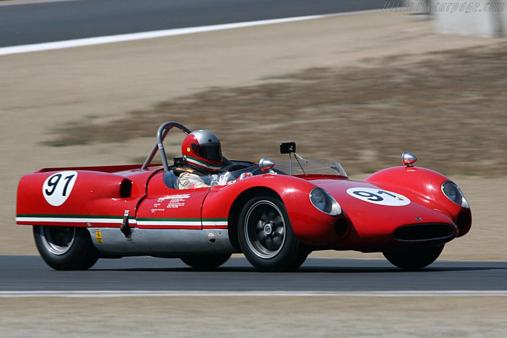 Cooper Monaco Ferrari    - 2006 Monterey Historic Automobile Races