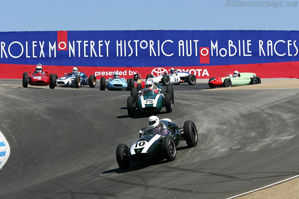 Cooper T45/51 F1    - 2006 Monterey Historic Automobile Races