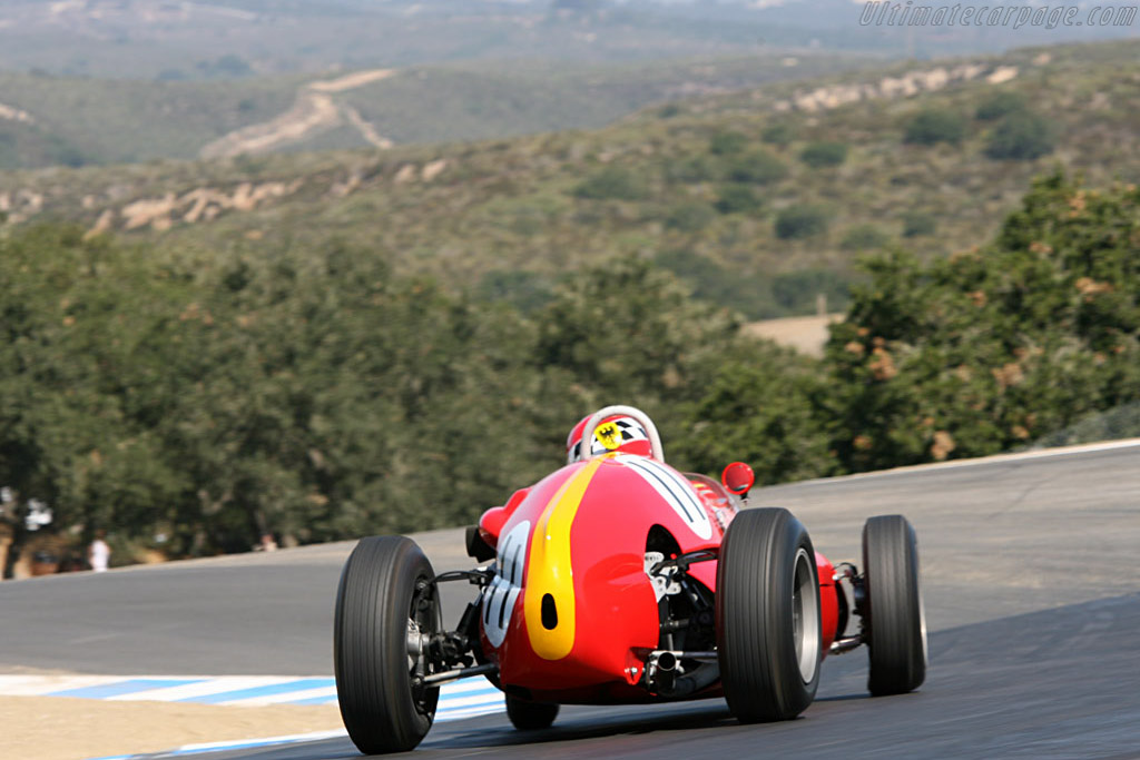 Cooper T51 F1    - 2006 Monterey Historic Automobile Races