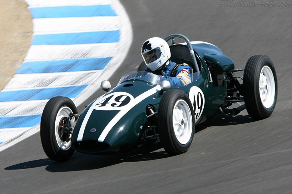 Cooper T52 Formula Jnr    - 2006 Monterey Historic Automobile Races