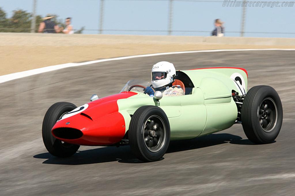 Cooper T55 F1    - 2006 Monterey Historic Automobile Races