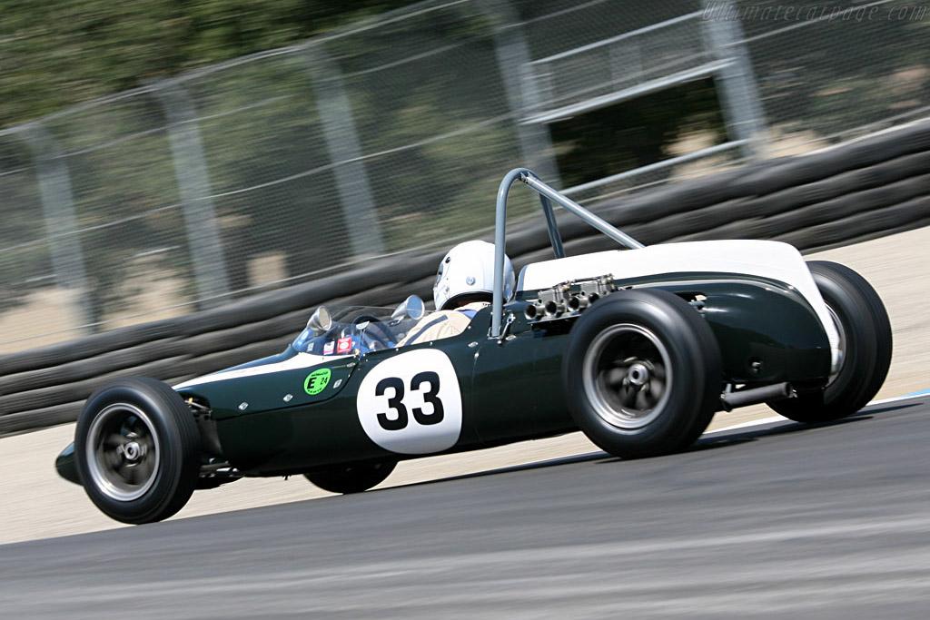 Cooper T56 Formula Jnr    - 2006 Monterey Historic Automobile Races