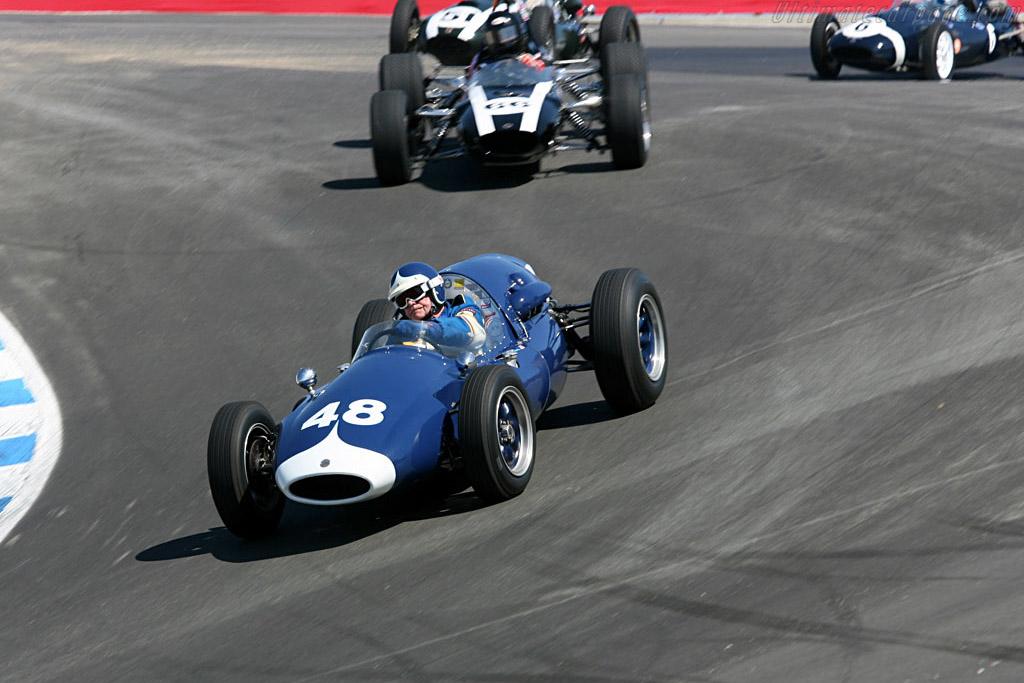 Cooper T59 F1    - 2006 Monterey Historic Automobile Races
