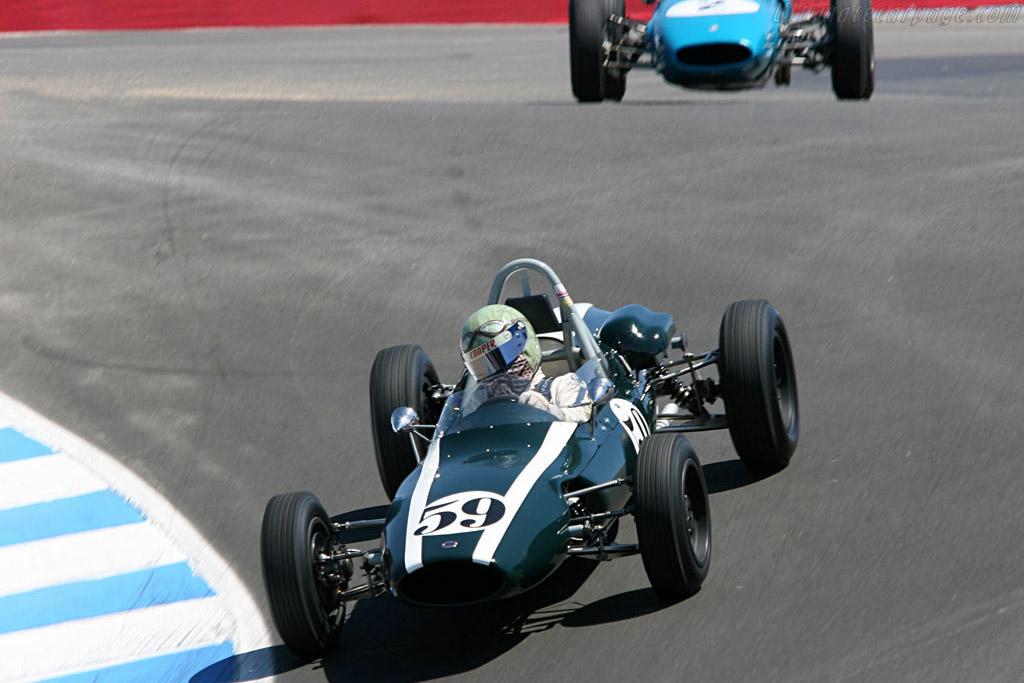 Cooper T59 Formula Jnr    - 2006 Monterey Historic Automobile Races
