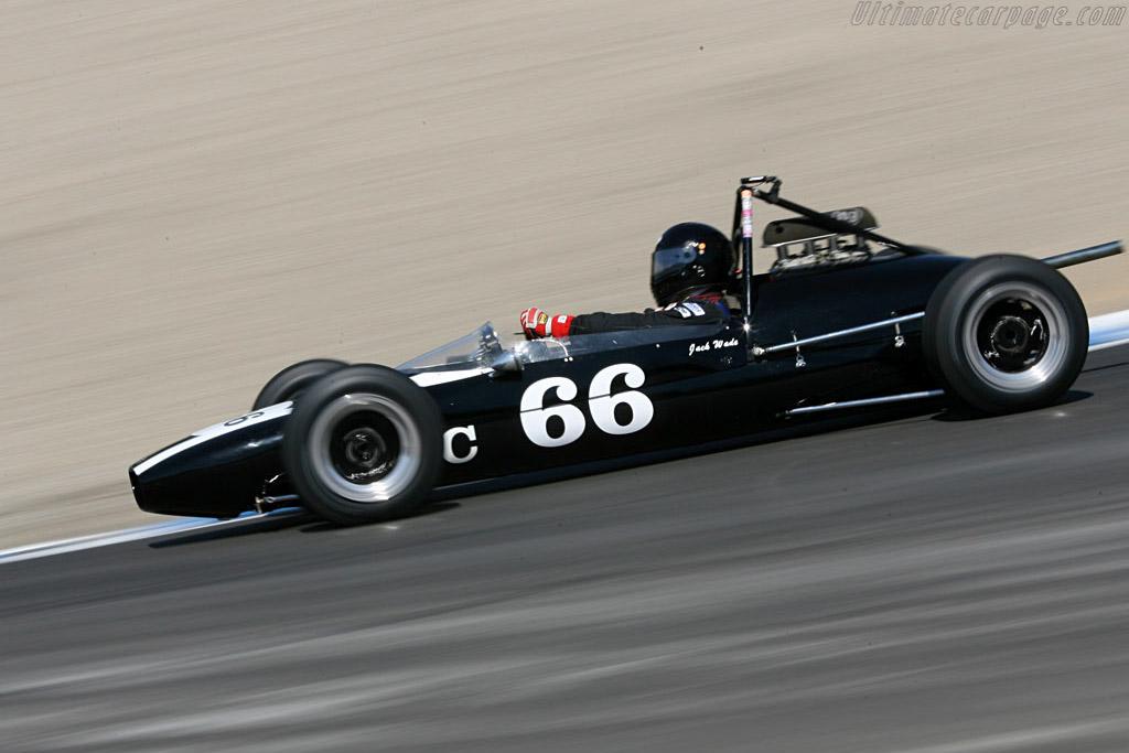 Cooper T75 F2    - 2006 Monterey Historic Automobile Races