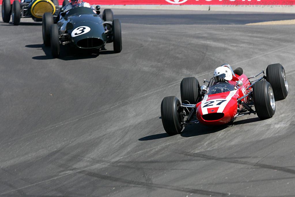 Cooper T82 F2    - 2006 Monterey Historic Automobile Races