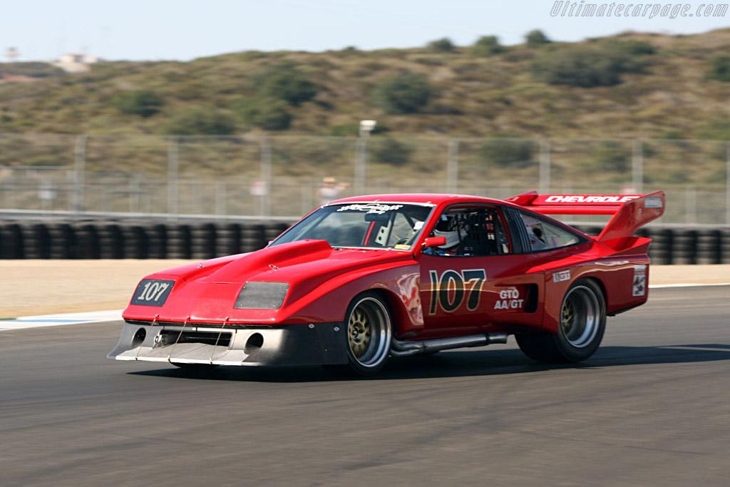 Dekon Monza    - 2006 Monterey Historic Automobile Races