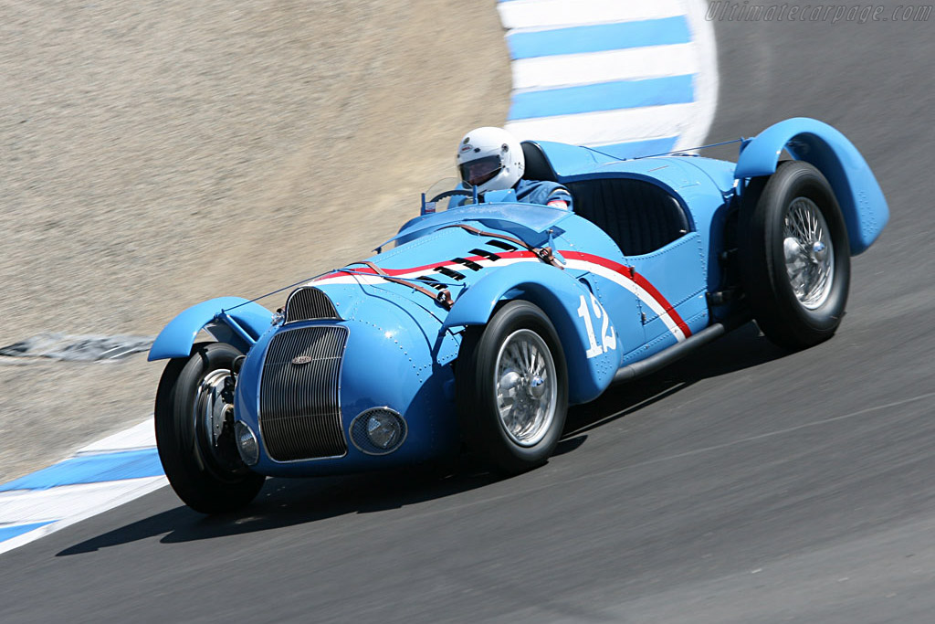 Delahaye 145 Grand Prix - Chassis: 48771   - 2006 Monterey Historic Automobile Races