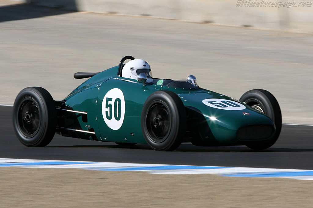Dolphin Formula Jnr    - 2006 Monterey Historic Automobile Races