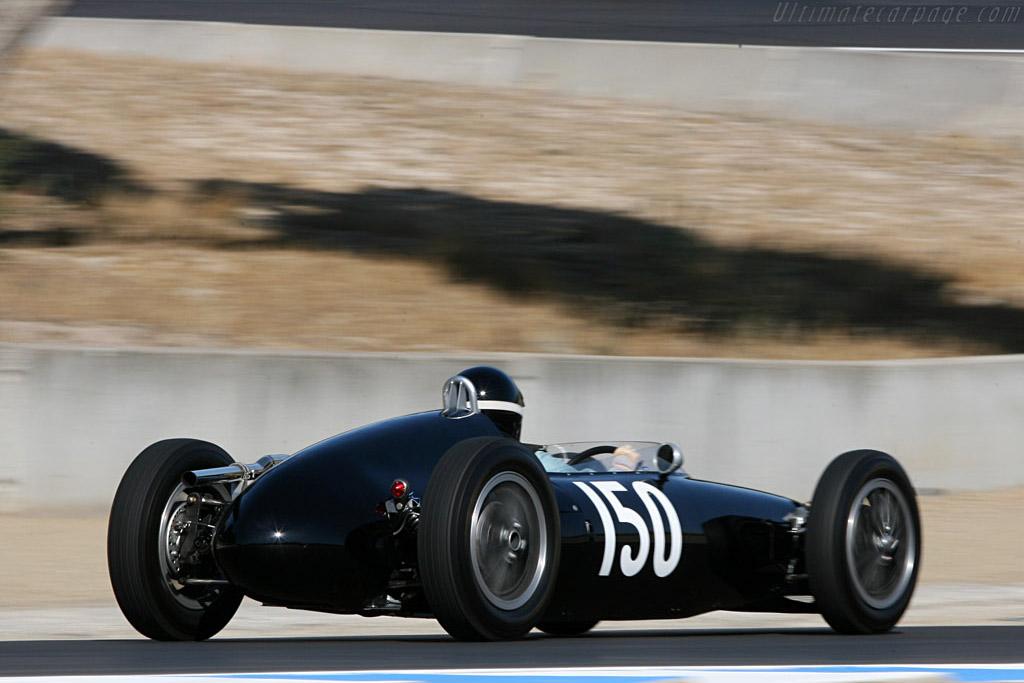 Dolphin Mk2 Formula Jnr    - 2006 Monterey Historic Automobile Races
