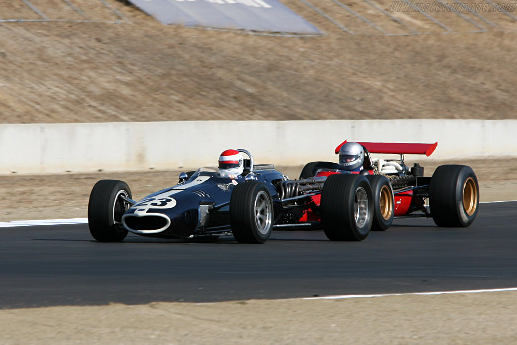 Eagle T1G - Chassis: 102   - 2006 Monterey Historic Automobile Races