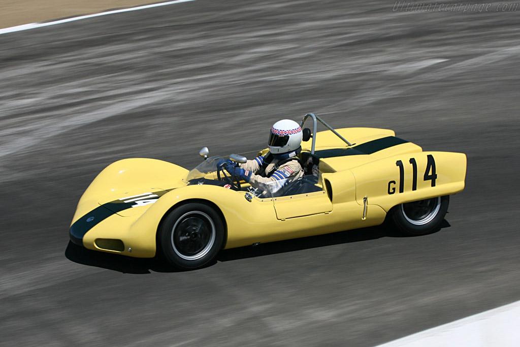 Elva MkVI    - 2006 Monterey Historic Automobile Races