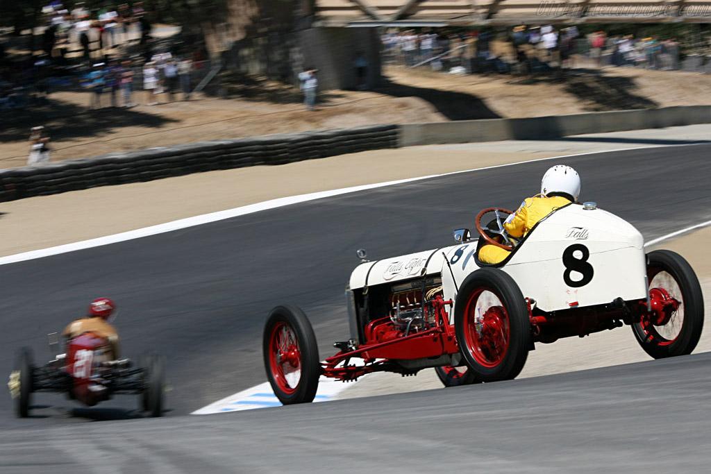 Falls Eight    - 2006 Monterey Historic Automobile Races
