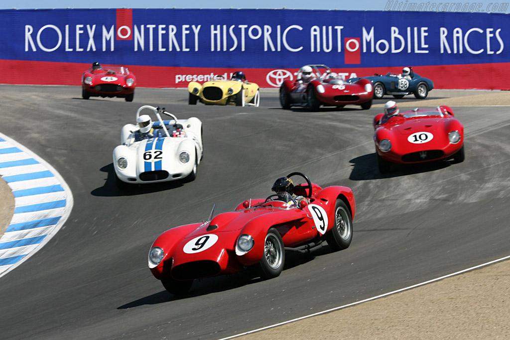 Ferrari 250 TR - Chassis: 0754TR   - 2006 Monterey Historic Automobile Races