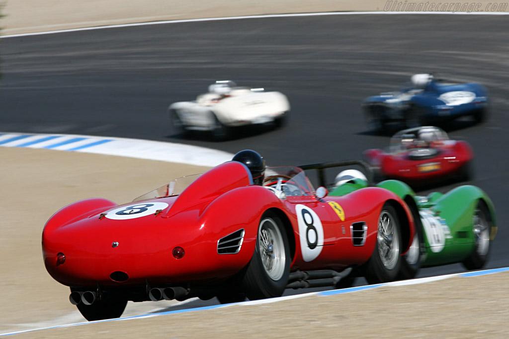 Ferrari 250 TR59    - 2006 Monterey Historic Automobile Races