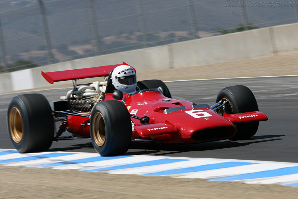 Ferrari 312/69 F1 - Chassis: 0017   - 2006 Monterey Historic Automobile Races