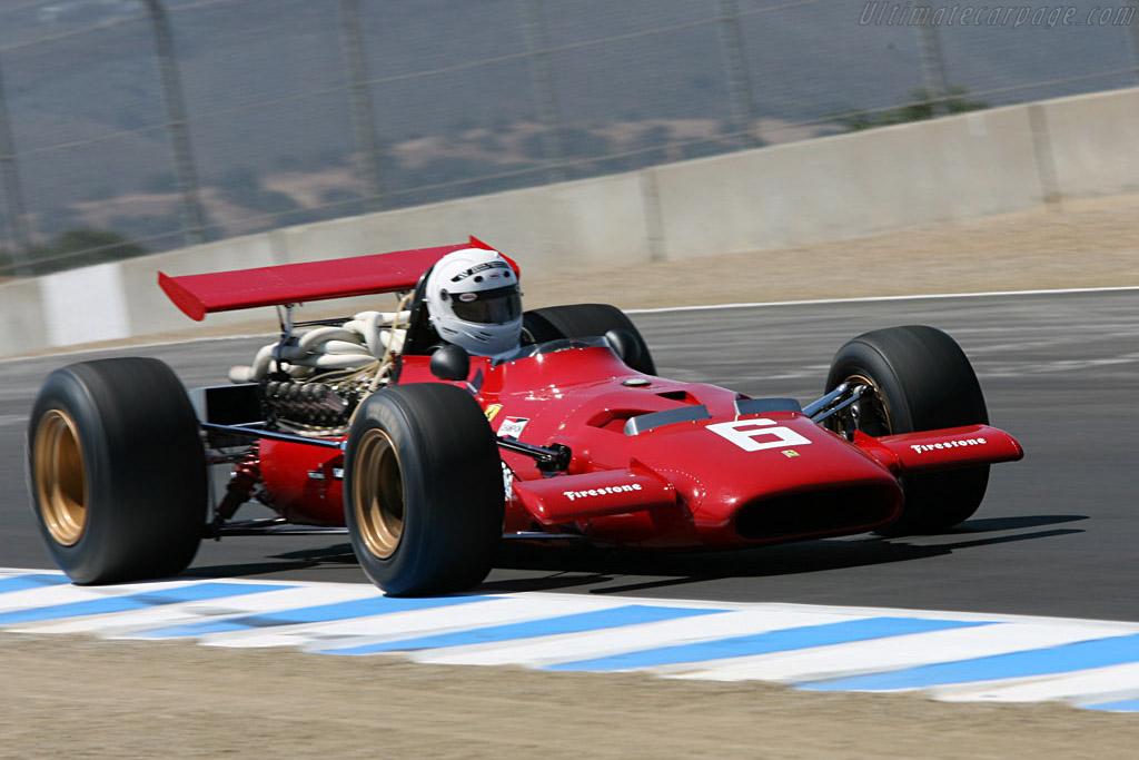 Ferrari 312/69 F1 - Chassis: 0017   - 2006 Monterey Historic Automobile Races