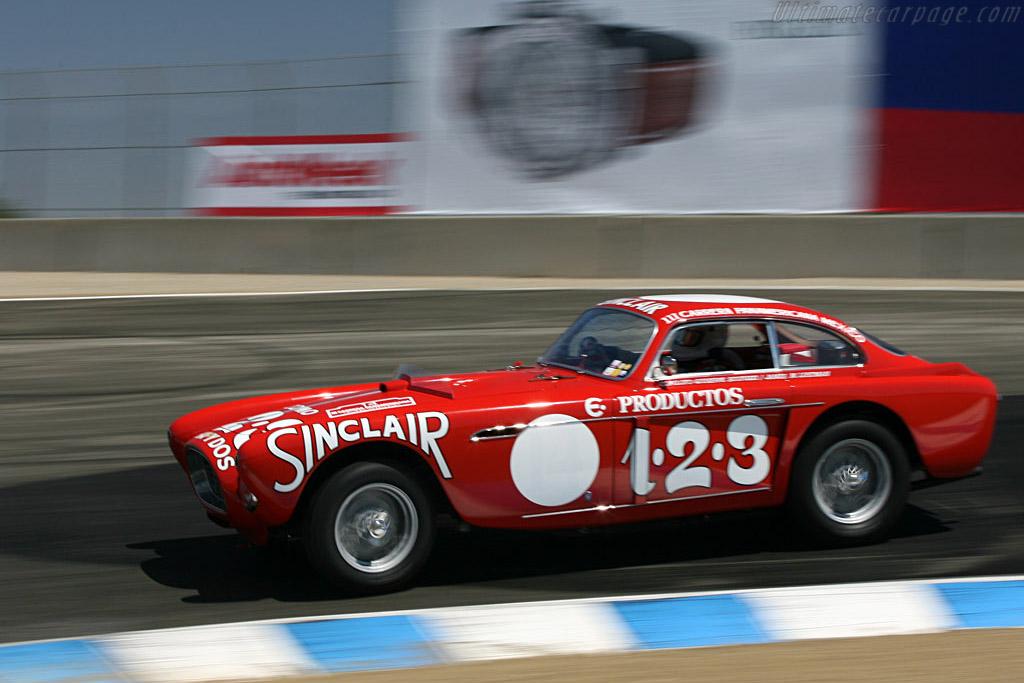 Ferrari 340 Mexico Vignale Coupe    - 2006 Monterey Historic Automobile Races