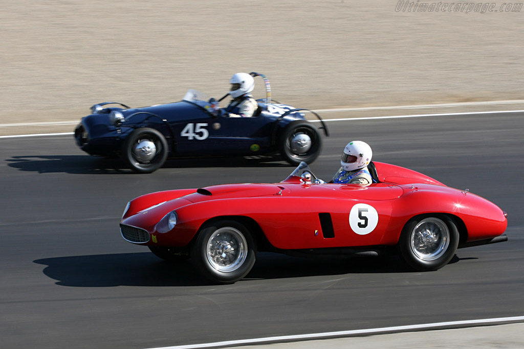 ferrari 500 mondial chassis 0474md 2006 monterey historic automobile races. Black Bedroom Furniture Sets. Home Design Ideas