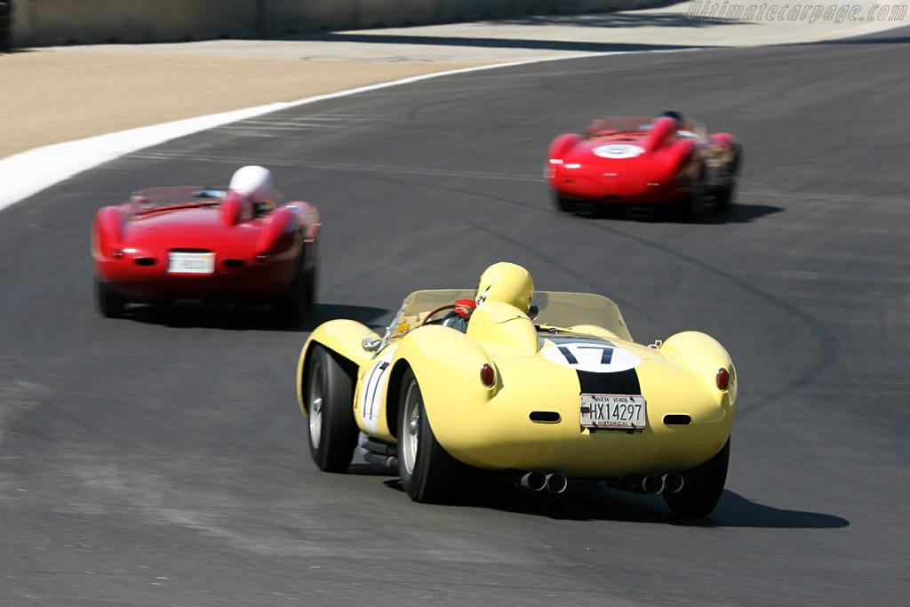 Ferrari Fever    - 2006 Monterey Historic Automobile Races