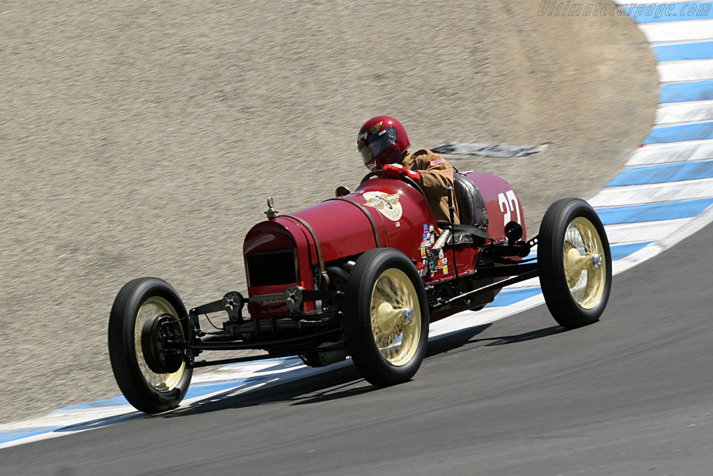 Ford Barber Warnock    - 2006 Monterey Historic Automobile Races