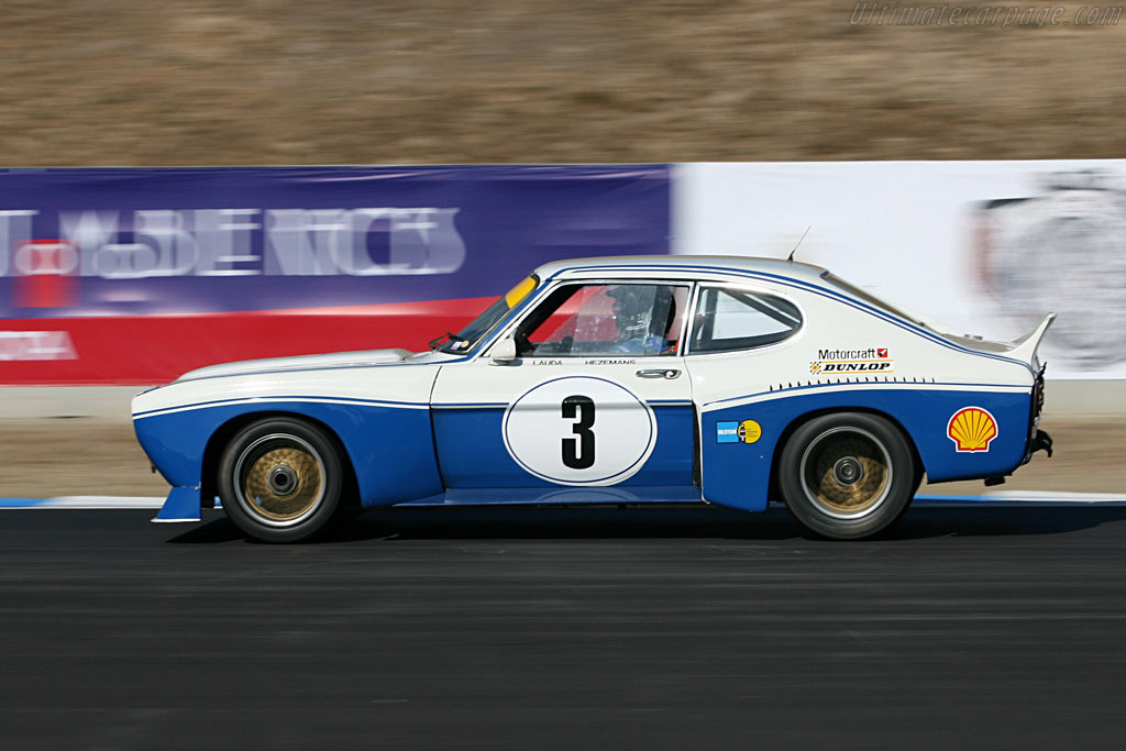 Ford Capri RS 3400 - Chassis: GAECNA19997   - 2006 Monterey Historic Automobile Races