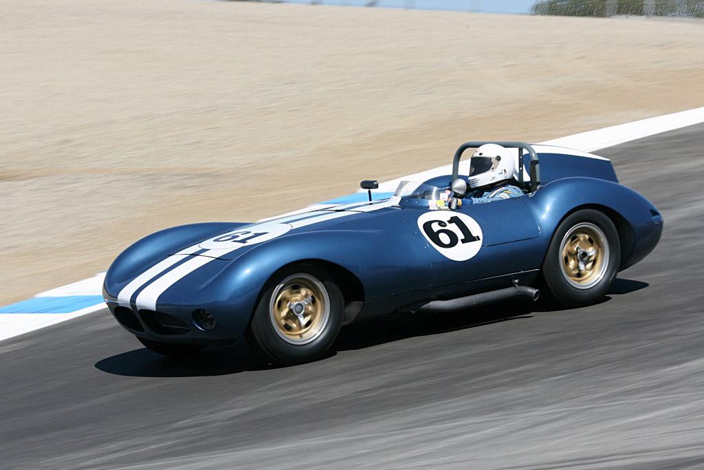Hagemann Sutton Special    - 2006 Monterey Historic Automobile Races