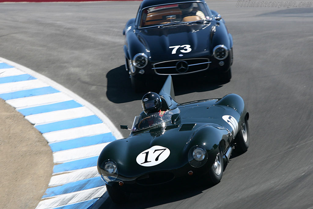Jaguar D-Type - Chassis: XKD 575   - 2006 Monterey Historic Automobile Races