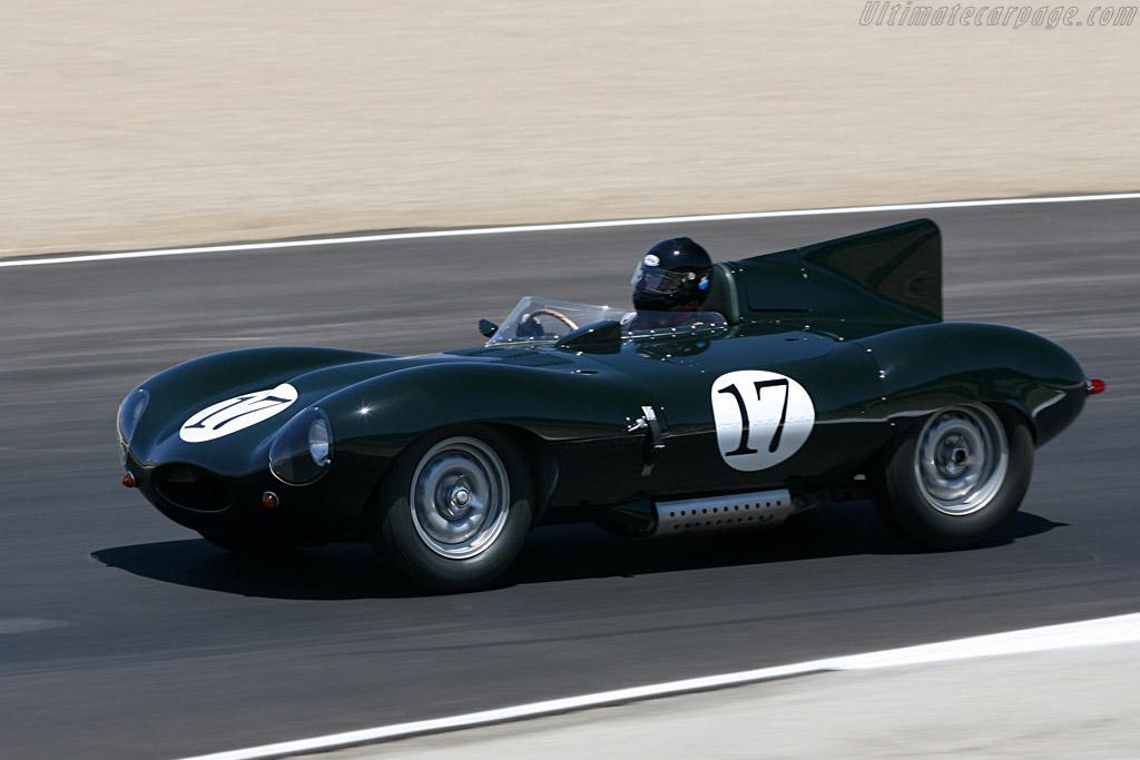 Jaguar D-Type - Chassis: XKD 575   - 2006 Monterey Historic Automobile Races