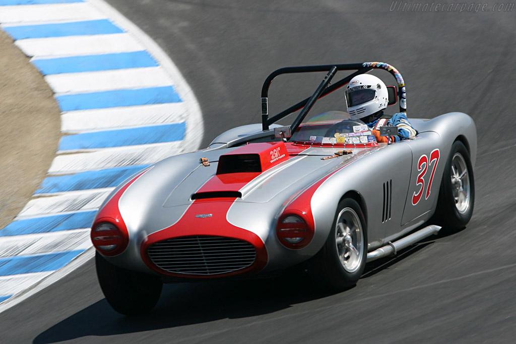 Kurtiss 500 KK    - 2006 Monterey Historic Automobile Races