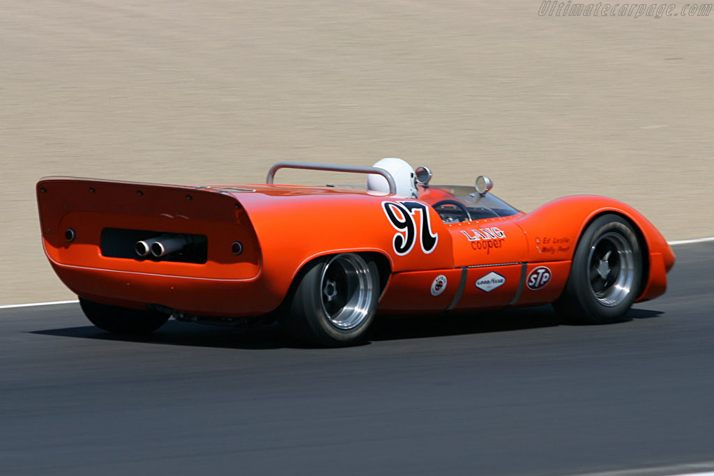 Lang Cooper    - 2006 Monterey Historic Automobile Races