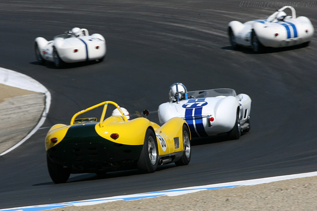 Lister Knobbly Chevrolet - Chassis: BHL 18  - 2006 Monterey Historic Automobile Races