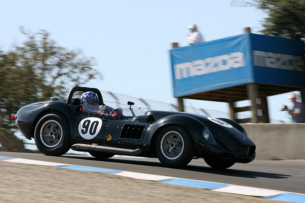 Lister Knobbly Chevrolet - Chassis: BHL 114   - 2006 Monterey Historic Automobile Races