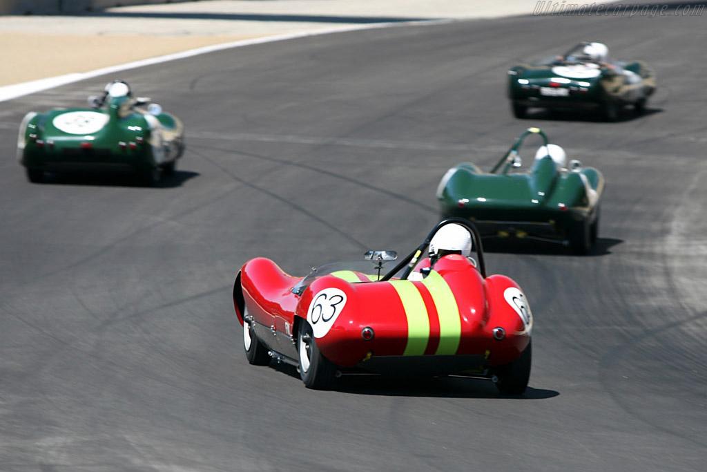 Lola Mk1    - 2006 Monterey Historic Automobile Races