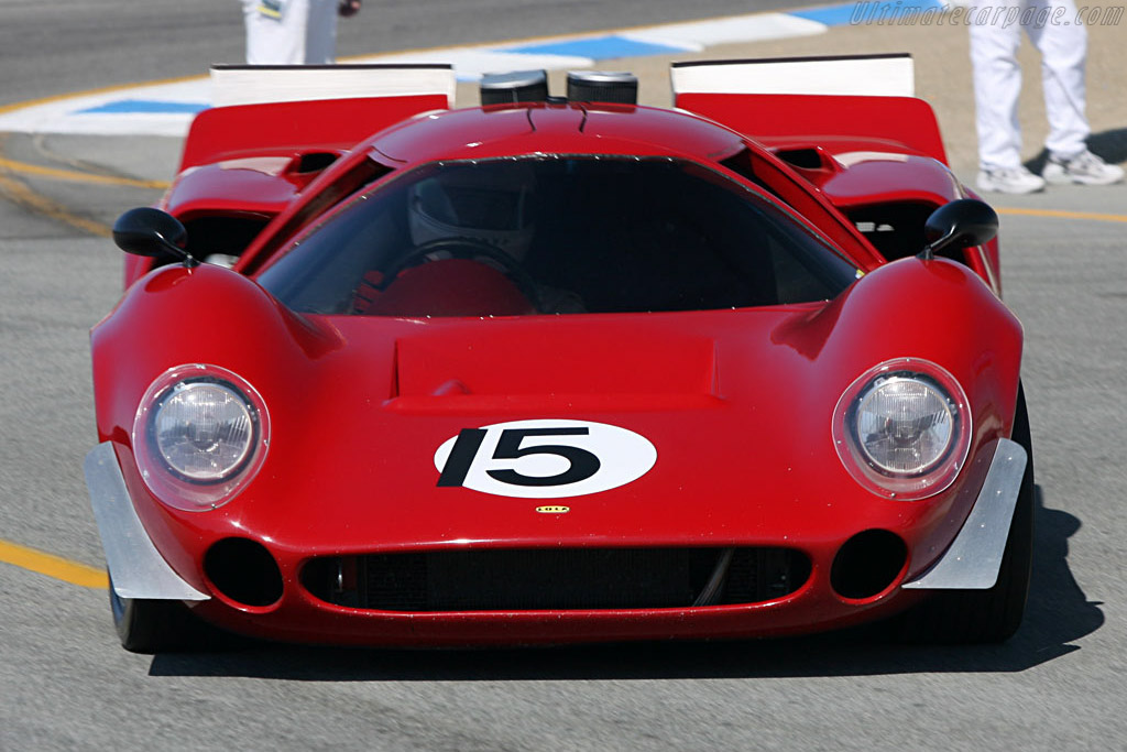 Lola T70 Mk III Coupe - Chassis: SL73/120   - 2006 Monterey Historic Automobile Races
