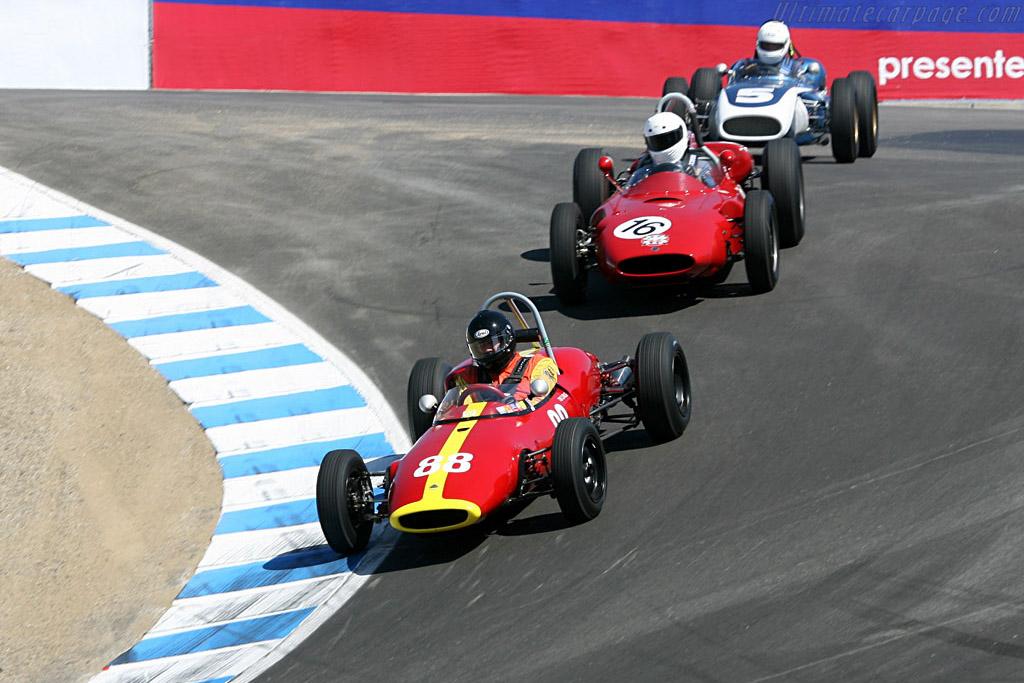 Lotus 22   - 2006 Monterey Historic Automobile Races