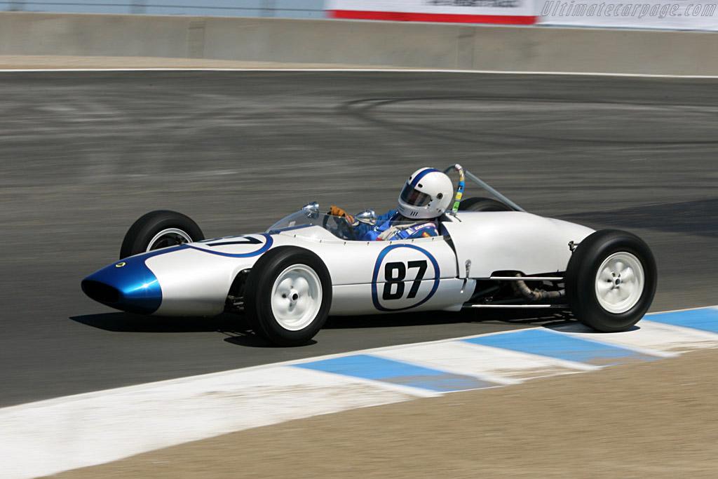 Lotus 22 Formula Jnr    - 2006 Monterey Historic Automobile Races