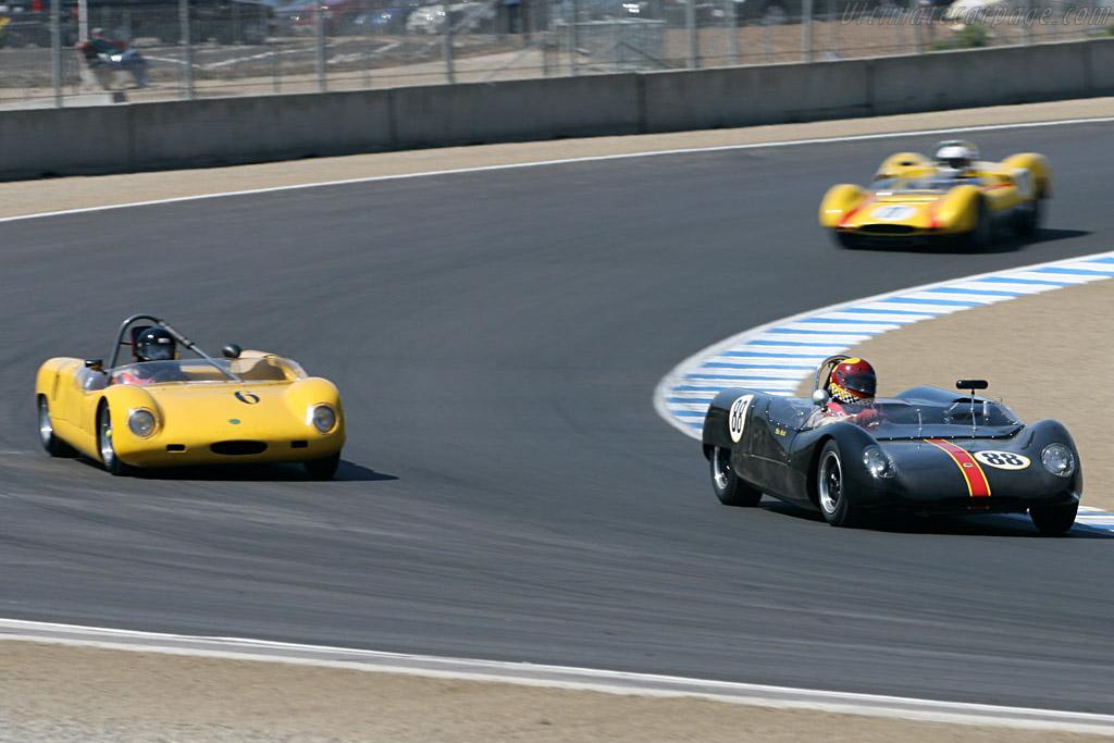 Lotus 23    - 2006 Monterey Historic Automobile Races