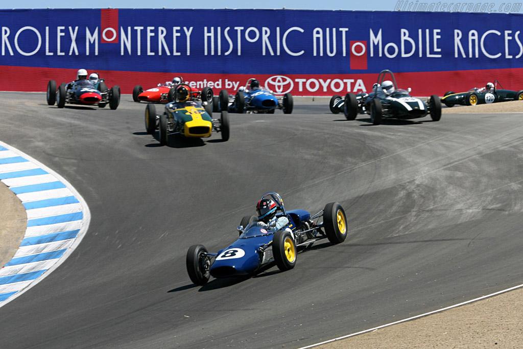 Lotus 27 Formula Jnr    - 2006 Monterey Historic Automobile Races