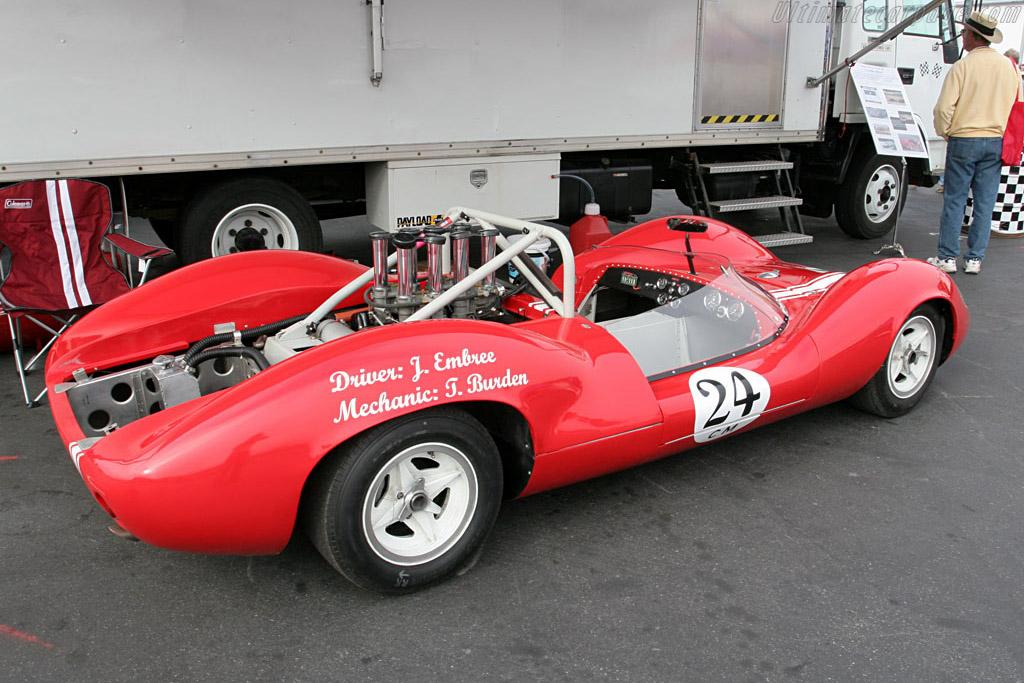 Lotus 30 - Chassis: 30/L/8 - 2006 Monterey Historic Automobile Races