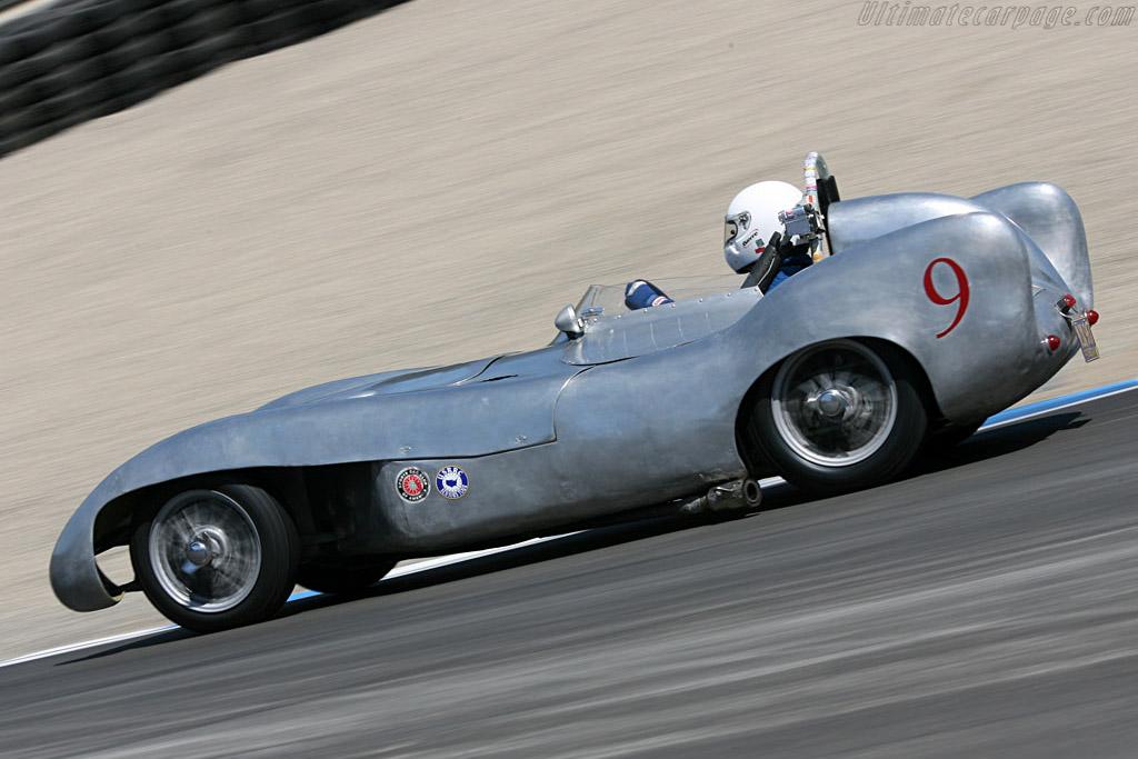 Lotus IX    - 2006 Monterey Historic Automobile Races