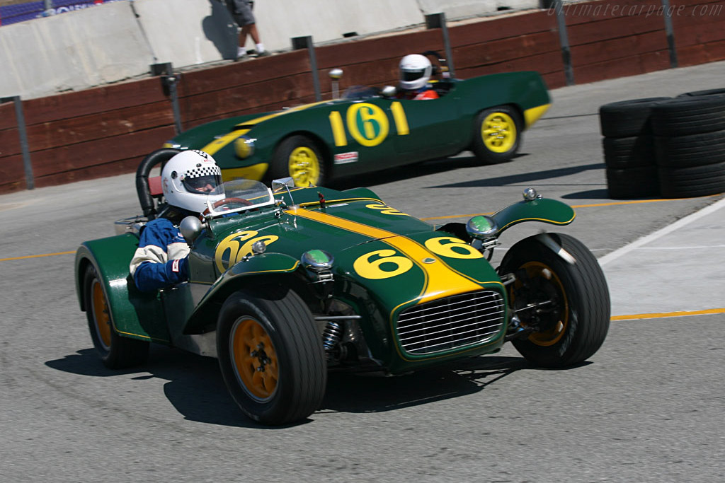 Lotus Super Seven >> Lotus Super Seven - 2006 Monterey Historic Automobile Races